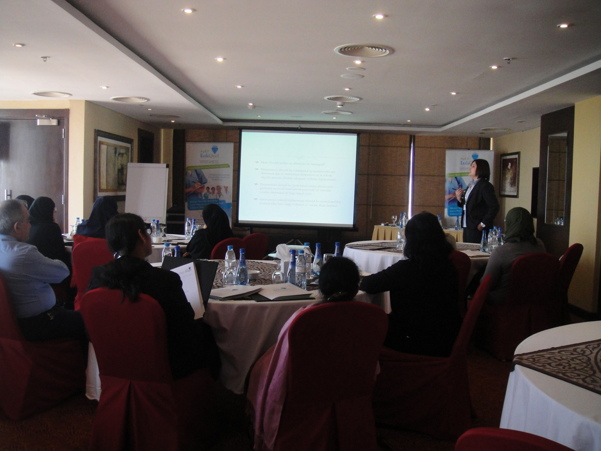 Update in Management of Sub-fertility and Recurrent Miscarriages Workshop