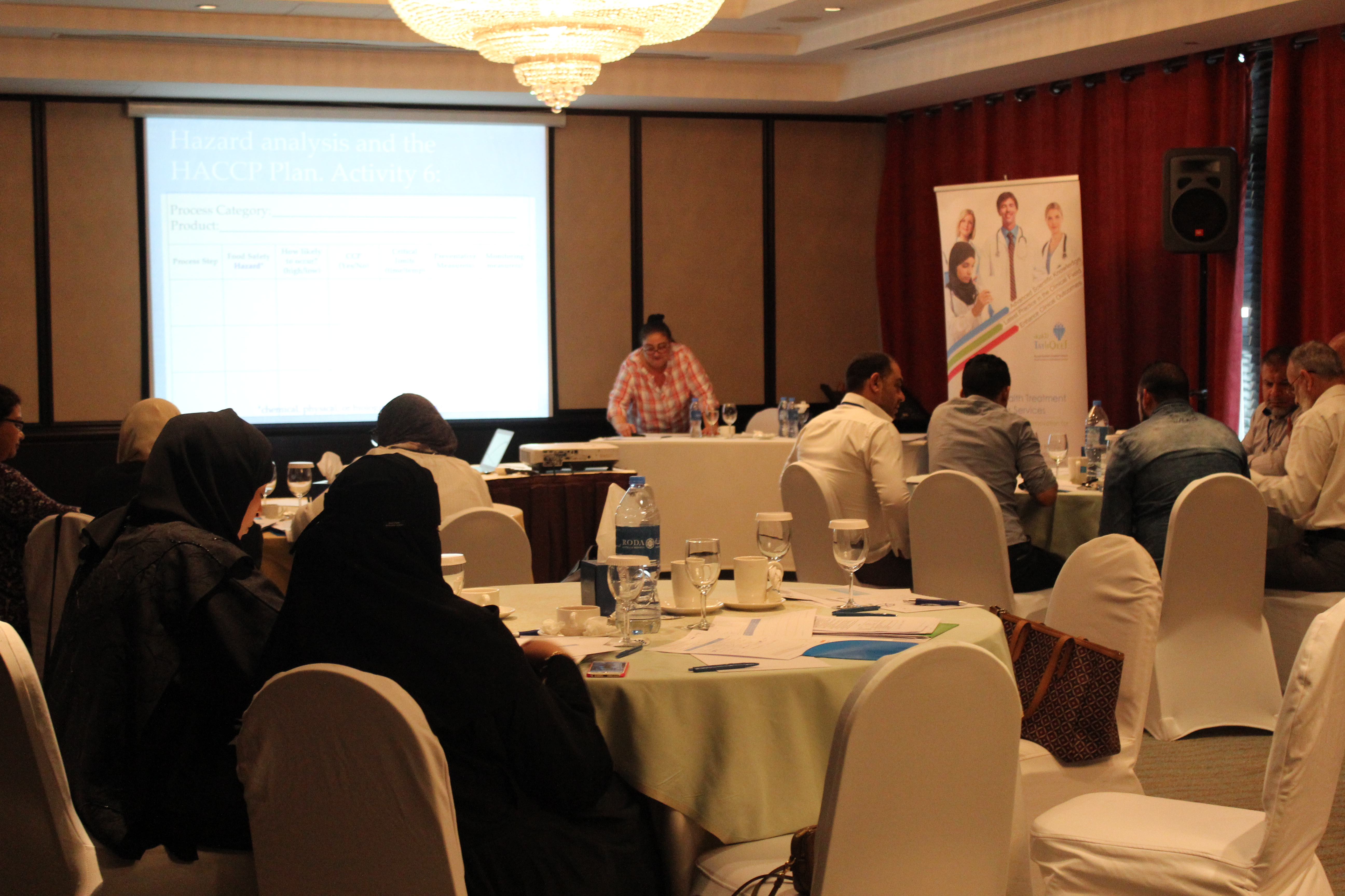 Food Safety and HACCP for Dietitians - Workshop 2